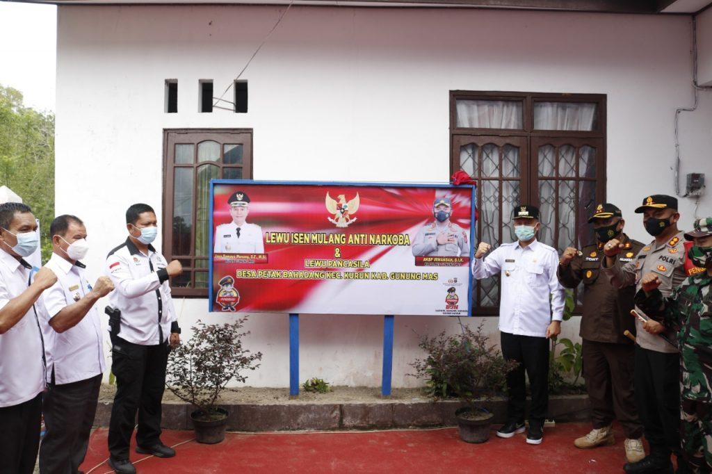 Bupati Wonosobo Launching Layanan Non Tunai Pengujian